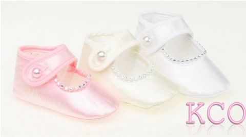 Style FJS005 Pink~Girls Shoes